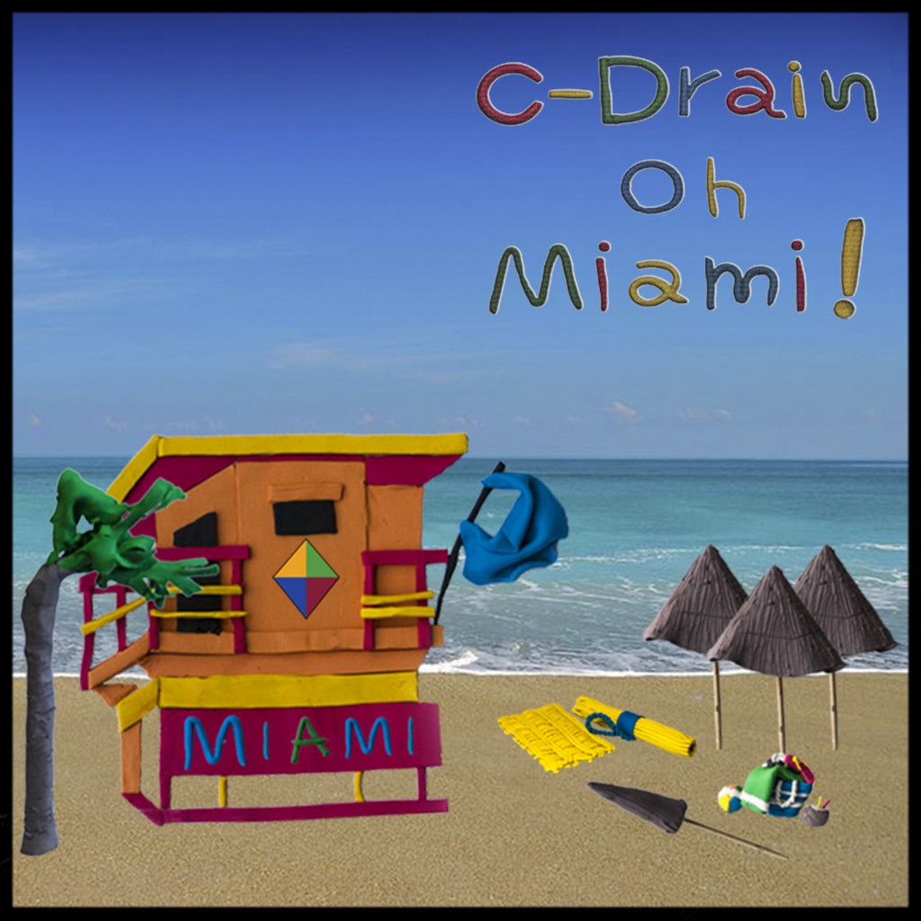 Cover Oh Miami!